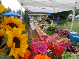 late spring market