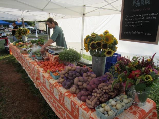 August market